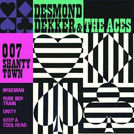 Desmond Dekker & The Aces - 007 Shanty Town (Music On Vinyl) LP
